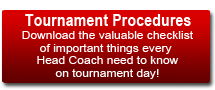 Coach Button Tournament Procedures