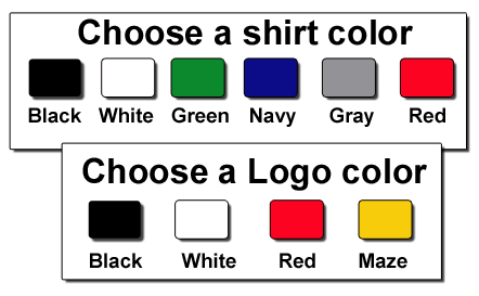 shirt colors copy